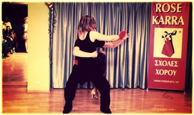 Tango & Paso Doble