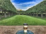Drink coffee at the Park!