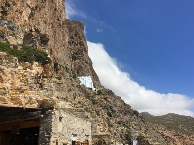 Το Μοναστήρι της Παναγίας της Χοζοβιώτισσας!