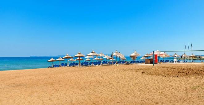 Παραλία Στρατωνίου κάποτε!
