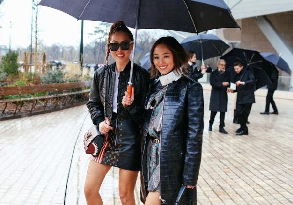 PVC jackets fashion