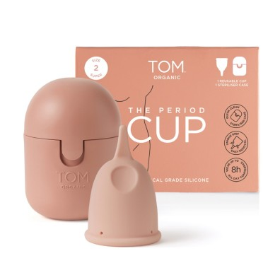 Tom organic cup