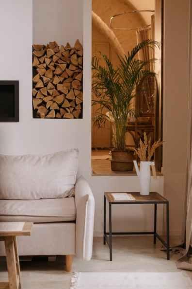 Japandi-livingroom